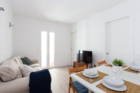 Apartamento de alquiler desde 01 jul. 2019 (Carrer de Pujós, L'Hospitalet de Llobregat)