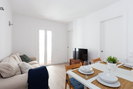 Wohnung zur Miete von 01 Jul 2019 (Carrer de Pujós, L'Hospitalet de Llobregat)