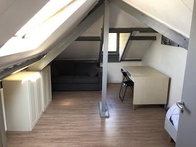 Quarto privado para alugar desde 01 jul 2019 (Damhertlaan, Driebergen-Rijsenburg)