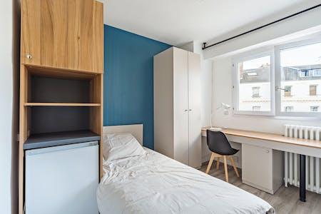 Apartamento para alugar desde 01 set 2019 (Cours de la République, Le Havre)