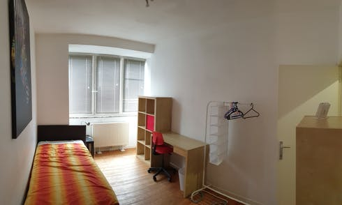 Private room for rent from 11 Jan 2020 (Rue de la Procession, Anderlecht)