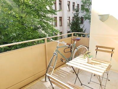 整套公寓租从16 2月 2019 (Wilhelmshavener Straße, Berlin)