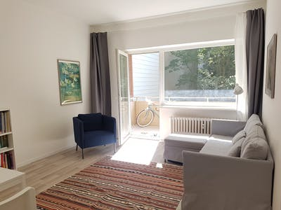 Apartment for rent from 09 Sep 2020 (Wilhelmshavener Straße, Berlin)