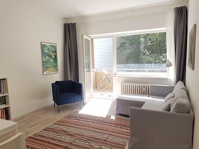 整套公寓租从03 2月 2019 (Wilhelmshavener Straße, Berlin)