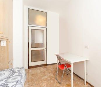 单人间租从01 Jan 2020 (Via Michele Saponaro, Milano)