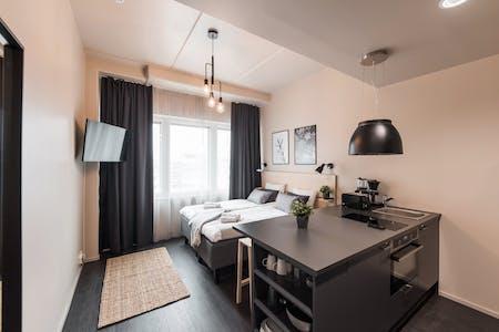 Appartamento in affitto a partire dal 16 dic 2018 (Färgfabriksgatan, Vantaa)