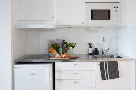 Wohnung zur Miete ab 09 Apr. 2020 (Torshamnsgatan, Kista)