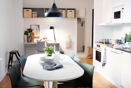 Apartment for rent from 21 May 2019 (Torshamnsgatan, Kista)