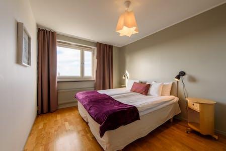 Wohnung zur Miete ab 09 Apr. 2020 (Vidängsvägen, Bromma)