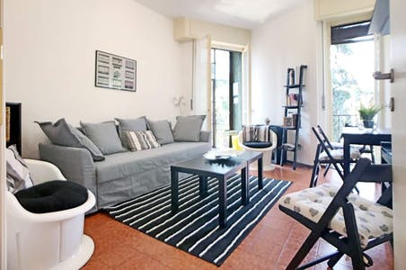 Apartment For Rent From 10 Aug 2019 Via Armando Spadini Milano