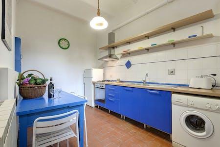 Appartement à partir du 02 Jan 2020 (Via Bonifacio Lupi, Florence)