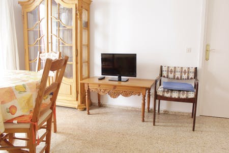 Room for rent from 16 Aug 2018 (Calle Gallos, Sevilla)