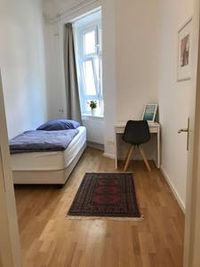 Room for rent from 31 Aug 2020 (Kolonnenstraße, Berlin)