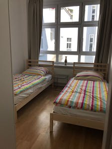 Shared room for rent from 31 Jul 2019 (Kolonnenstraße, Berlin)