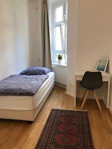 Stanza in affitto a partire dal 31 Aug 2020 (Kolonnenstraße, Berlin)