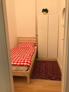 Private room for rent from 27 Dec 2019 (Kolonnenstraße, Berlin)