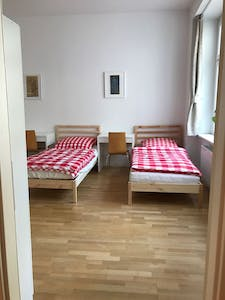 Shared room for rent from 29 May 2019 (Kolonnenstraße, Berlin)