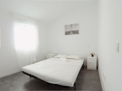 Privatzimmer zur Miete von 01 Jul 2020 (Calle Antonio Zamora, Madrid)