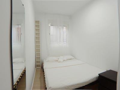 Stanza privata in affitto a partire dal 01 Jul 2020 (Calle Antonio Zamora, Madrid)