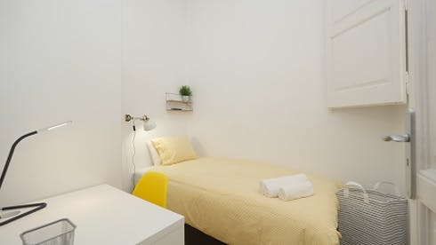 Zimmer zur Miete von 01 Juli 2018 (Gran Via de les Corts Catalanes, Barcelona)
