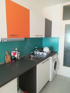 Private room for rent from 08 Jul 2019 (Bratovševa ploščad, Ljubljana)