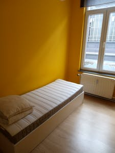 Private room for rent from 01 Mar 2020 (Rue de la Constitution, Schaerbeek)