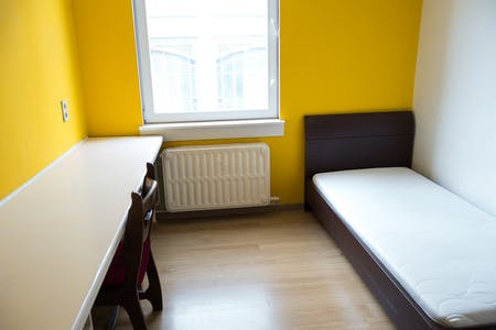 Private room for rent from 22 Dec 2019 (Rue de la Constitution, Schaerbeek)