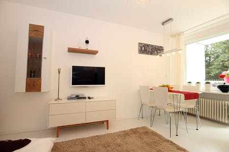 Apartamento para alugar desde 08 ago 2018 (Nietzschestraße, München)