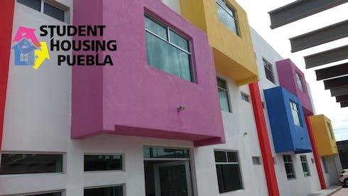 Habitación de alquiler desde 02 ene. 2019 (Privada Libertad, Puebla)