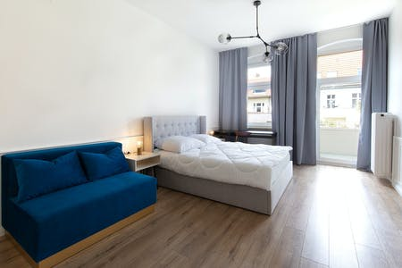 Apartment for rent from 01 Mar 2020 (Helmholtzstraße, Berlin)