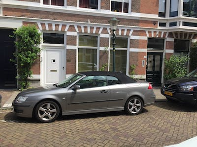 Apartment for rent from 01 May 2020 (Emmastraat, The Hague)