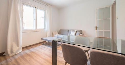 Appartement à partir du 23 Dec 2019 (Carrer de Berna, Barcelona)