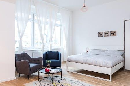 Appartement te huur vanaf 01 aug. 2019 (Blücherstraße, Berlin)