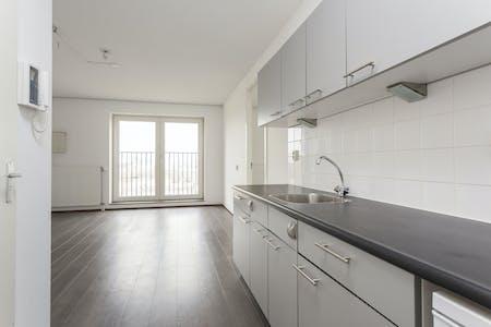 Appartement à partir du 16 août 2018 (Europaplein, Utrecht)