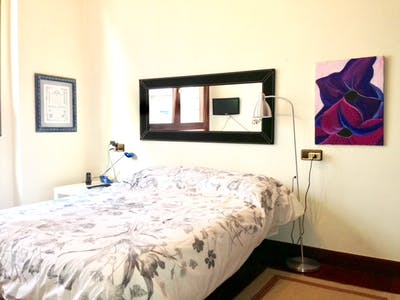 Private room for rent from 01 Apr 2020 (Uribitarte Kalea, Bilbao)
