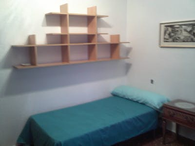Private room for rent from 02 Jul 2019 (Plaza Nueva de San Antón, Murcia)