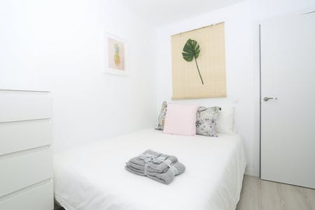 Apartment for rent from 02 Jan 2019 (Calle del Conde de Vilches, Madrid)