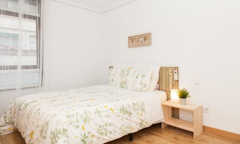 Room for rent from 01 Sep 2019 (Calle de Lagasca, Madrid)
