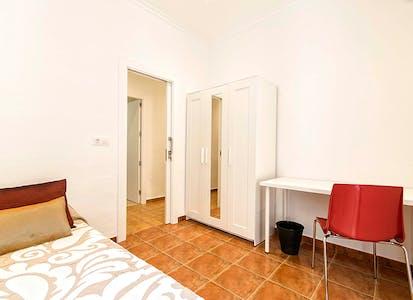 单人间租从01 8月 2020 (Calle Valdés, Alicante)
