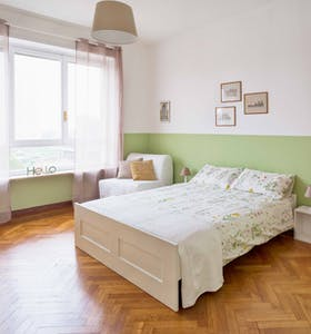Private room for rent from 01 May 2019 (Via Giovanni Carlo Cavalli, Torino)