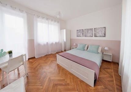 单人间租从01 6月 2019 (Via Giovanni Carlo Cavalli, Torino)