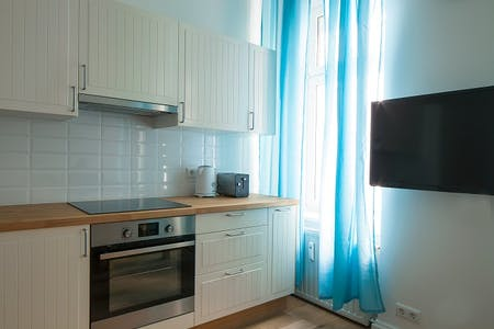 Appartement à partir du 01 août 2018 (Sonnenburger Straße, Berlin)