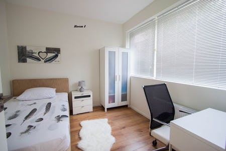 Private room for rent from 02 Sep 2020 (Buttervlietstraat, Rotterdam)