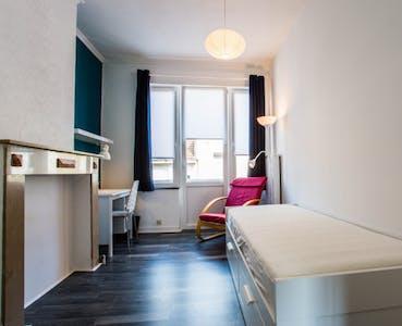 Wohnung zur Miete ab 01 Jan. 2021 (Rue des Compagnons, Schaerbeek)
