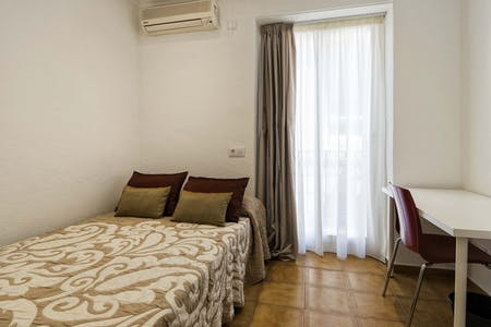 Privé kamer te huur vanaf 01 sep. 2020 (Calle Valdés, Alicante)
