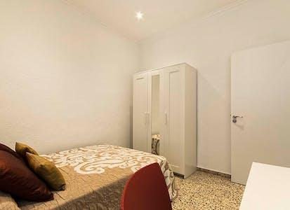 Privé kamer te huur vanaf 01 aug. 2020 (Calle Valdés, Alicante)