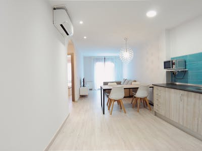 Apartment for rent from 24 Dec 2018 (Calle Amor de Dios, Madrid)