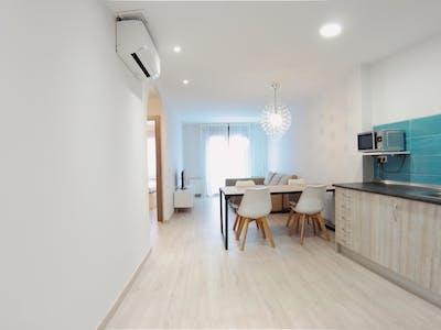Wohnung zur Miete ab 01 Apr. 2020 (Calle Amor de Dios, Madrid)