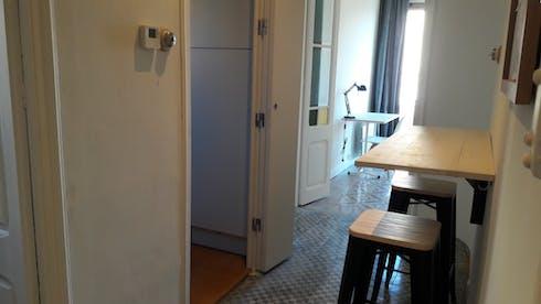 Quarto privado para alugar desde 01 mar 2019 (Carrer del Torrent de l'Olla, Barcelona)