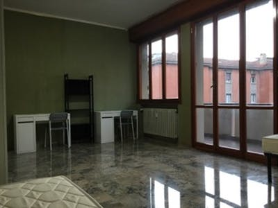 Private room for rent from 01 Aug 2019 (Via Alfredo Protti, Bologna)
